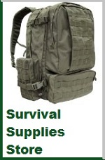 Bug Out Bags - Survival Supplies Store