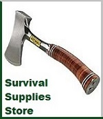Hatchets - Survival Supplies Store